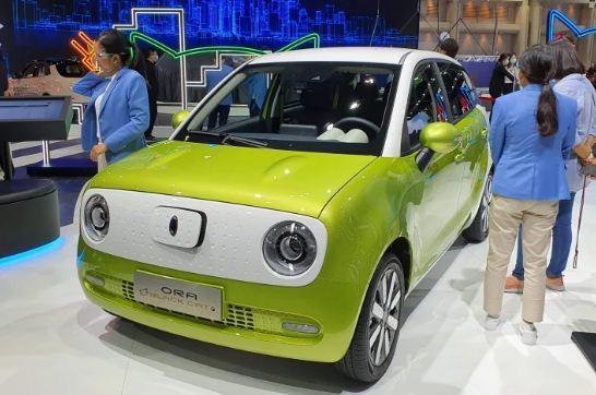 Nhiều ô tô điện mới lạ góp mặt tại Bangkok Motor Show 2021