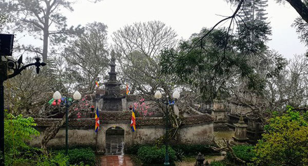 Quang Ninh,Yen Tu Mountain