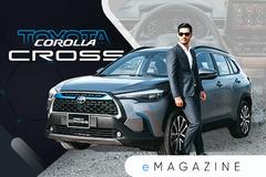 Vì sao Toyota Corolla Cross được khách hàng Việt ưa chuộng?