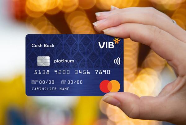 Với VIB, mỗi chủ thẻ đều là người dùng VIP