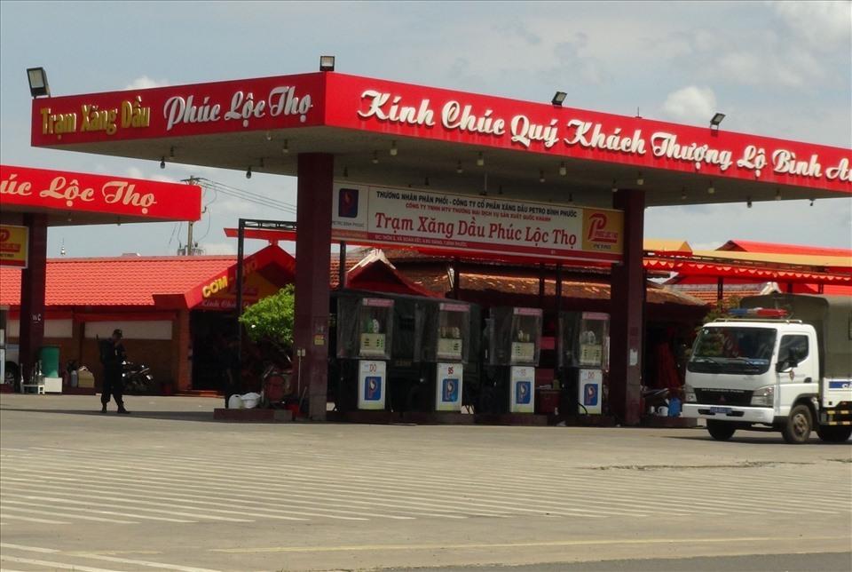 Công an Đồng Nai khám xét hàng loạt cây xăng ở TP.HCM và Bình Phước