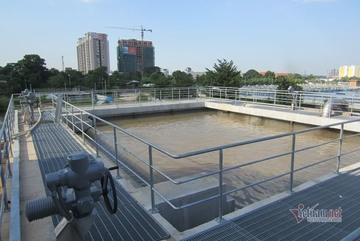 TP Thủ Đức và 3 quận của TP.HCM bị cúp nước hai ngày cuối tuần
