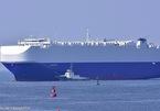 Tàu Israel bị trúng tên lửa Iran