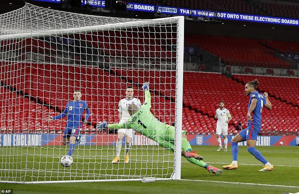 Tuyển Anh thắng tưng bừng trận ra quân vòng loại World Cup