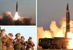 Triều Tiên thừa nhận thử tên lửa chiến thuật mới