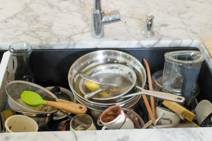 Năm sai lầm khiến việc dọn dẹp nhà bếp khó khăn hơn