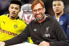 Liverpool không cần đua Mbappe, Klopp cần Jadon Sancho hơn