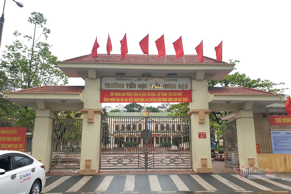 Quảng Ninh cho một trường tiểu học nghỉ vì có học sinh đi Phú Quốc về