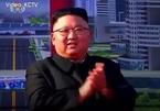 """Ông Kim Jong Un dự lễ khởi công công trình """"khủng"""" nhất Triều Tiên"""