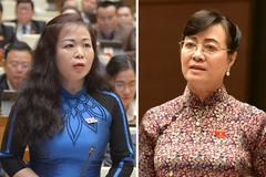 Hai nữ ĐBQH đề xuất một nhiệm kỳ Quốc hội lấy phiếu tín nhiệm hai lần