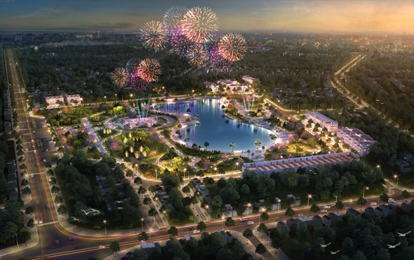 Fidel Central Park - dự án phố kinh doanh sầm uất, chuyên biệt ở Quảng Trị