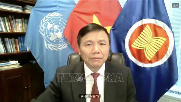 Middle East,Ambassador Dang Dinh Quy