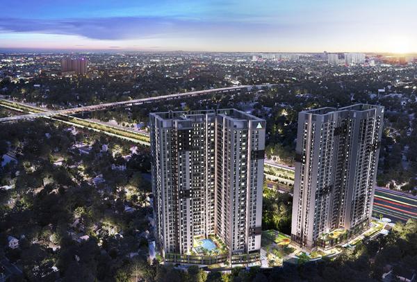 Thị trường bất động sản 'khát' nguồn cung căn hộ diện tích lớn