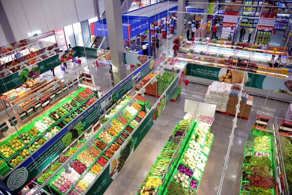 MM Mega Market Hồng Bàng đạt chuẩn an toàn thực phẩm quốc tế ISO 22000:2018