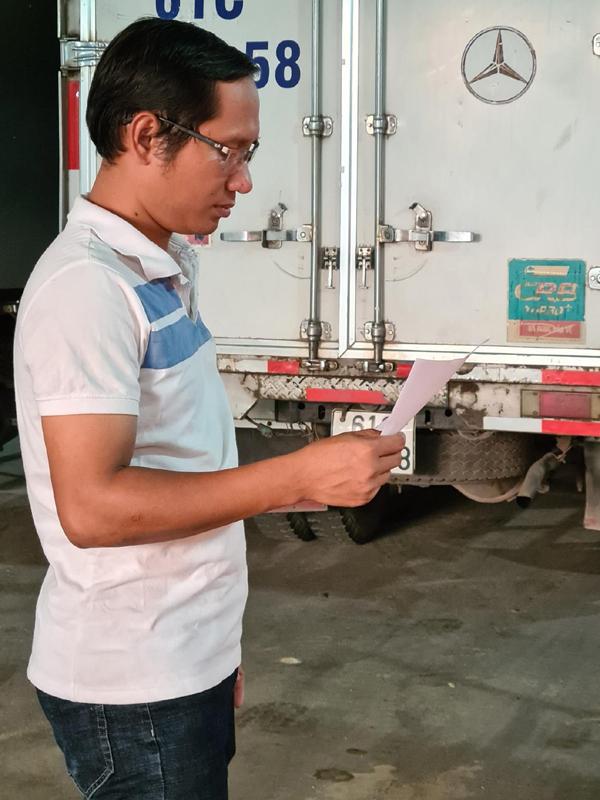 Doanh nhân Bình Dương chia sẻ kinh nghiệm kinh doanh hàng tiêu dùng