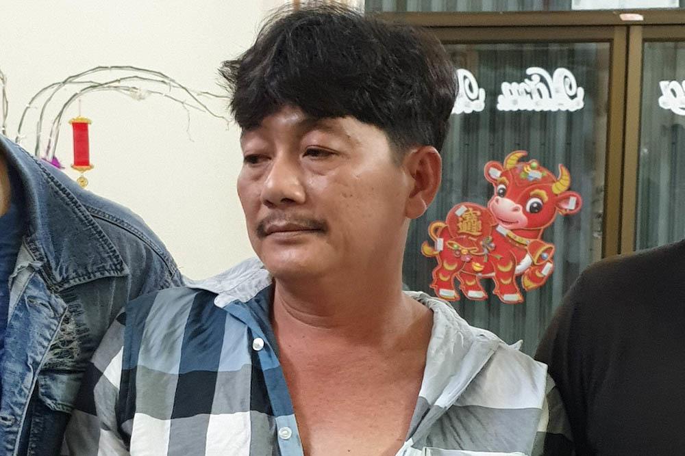Bắt nghi can liên quan vụ phóng hoả đốt nhà đội trưởng cảnh sát hình sự