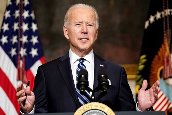 Ông Biden mời các lãnh đạo thế giới dự thượng đỉnh khí hậu
