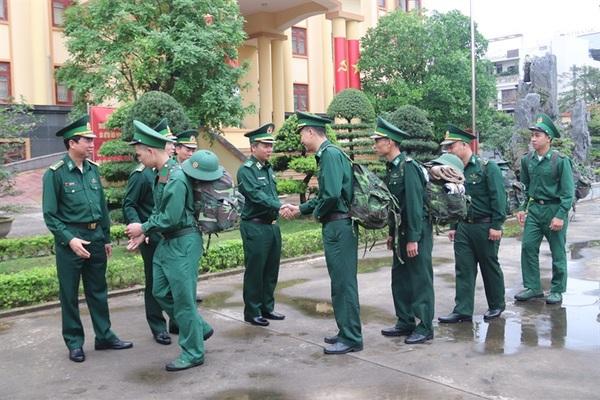 Chi viện gần 300 lính biên phòng chốt chặn, chống dịch biên giới Tây Nam