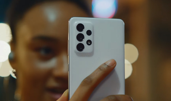 Samsung Galaxy A72 - the creative 'assistant' of young people