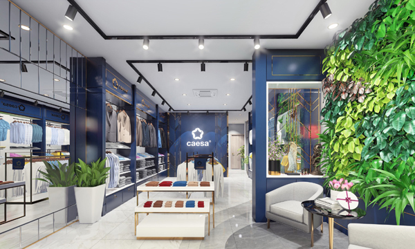 CEO chuỗi thời trang Caesa: Chúng tôi có khát vọng!