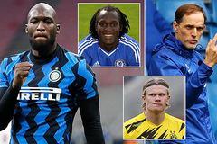 Haaland quá đắt đỏ, Chelsea rước về người cũ Lukaku