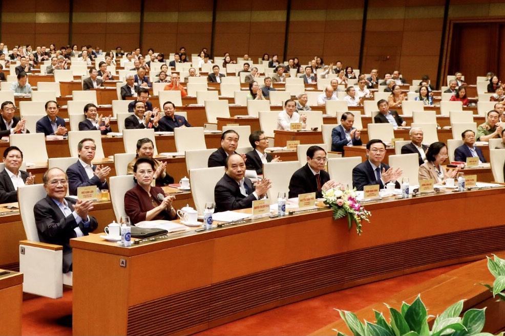 Năm Ủy viên Bộ Chính trị quán triệt Nghị quyết Đại hội XIII đến hàng triệu đảng viên