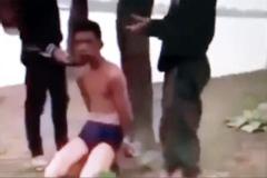 Tình tiết mới vụ 'chôn sống' nam sinh giữa bãi bồi sông Lam