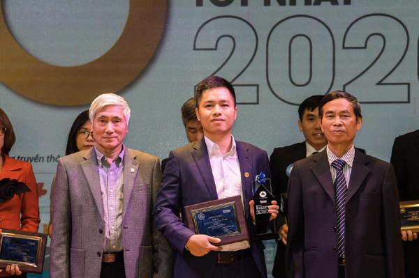 Tập đoàn GFS 'bội thu' tại lễ trao giải Thương hiệu BĐS dẫn đầu tại Việt Nam