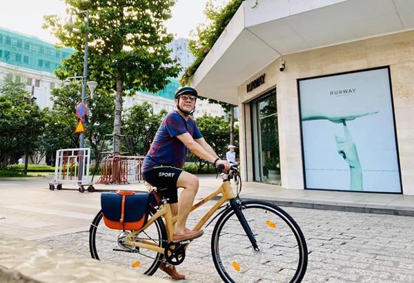 Doanh nhân Việt tự tin với sản phẩm xe đạp trợ lực điện bảo vệ môi trường