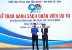 Thanh niên là mùa xuân của Bưu điện Việt Nam