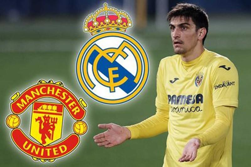 Real Madrid 'bốc hỏa' MU thương vụ Pau Torres