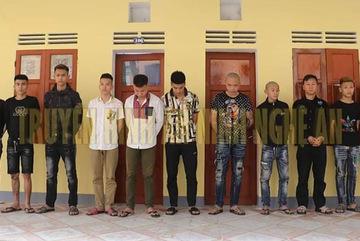 Khởi tố 13 đối tượng 'chôn sống' nam sinh ở Nghệ An