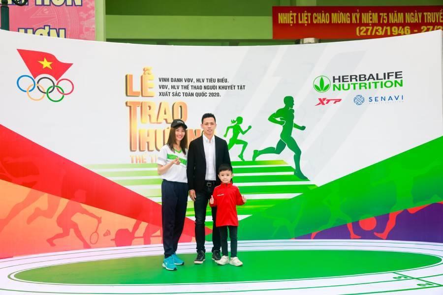 Vinh danh HLV, VĐV thể thao Việt Nam