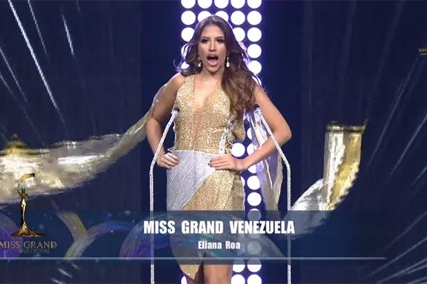 Miss Grand 2020: Hoa hậu Mỹ ngã quỵ lúc đăng quang, Ngọc Thảo trượt Top 10