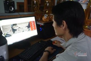 Da Nang farmer's new wealth based on online learning