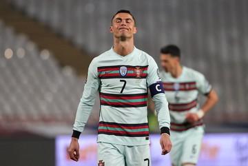 Ronaldo bị 'cướp' bàn thắng phút 93, Bồ Đào Nha mất chiến thắng