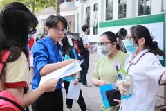 70.000 thí sinh đầu tiên dự thi để xét tuyển đại học 2021