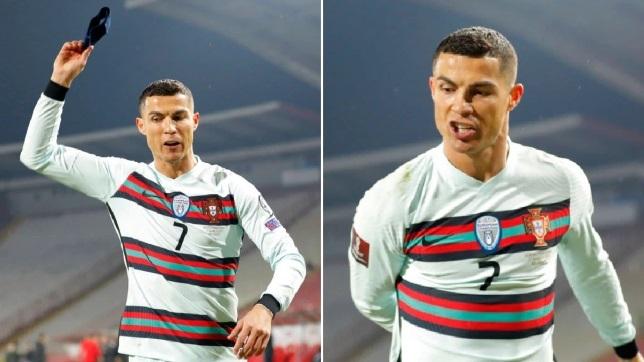 Ronaldo lên tiếng sau cơn giận trọng tài xử ép trắng trợn