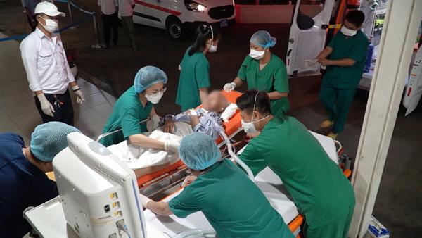 Bệnh nhân Covid-19 nặng nhất Việt Nam khỏi bệnh nhưng bị suy kiệt