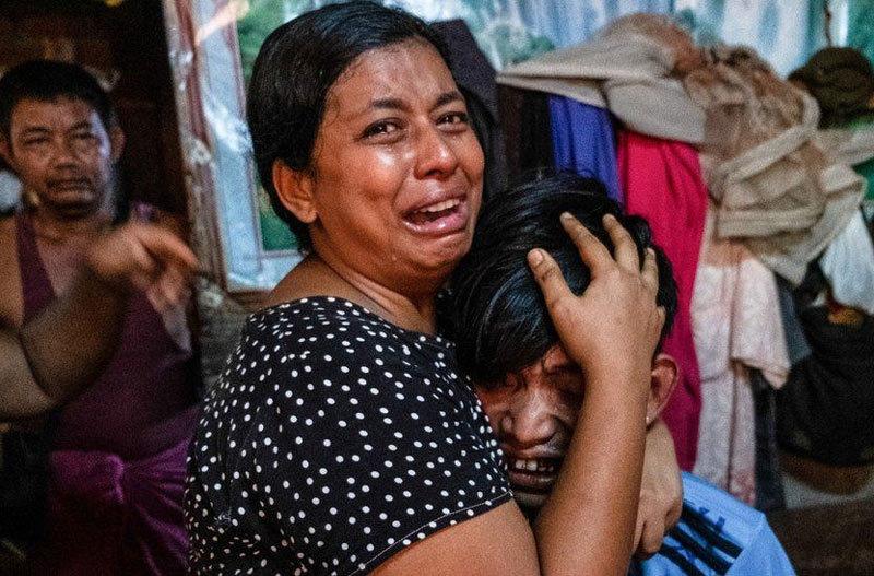 Một loạt nước lên án ngày đẫm máu ở Myanmar