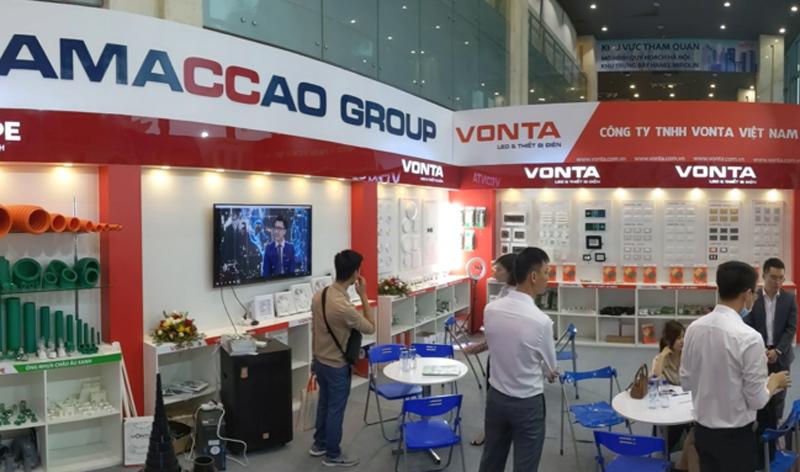 VONTA - thương hiệu thiết bị điện hàng đầu Việt Nam