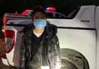 Truy bắt ô tô chở 4 người Trung Quốc nhập cảnh trái phép ở Quảng Ninh