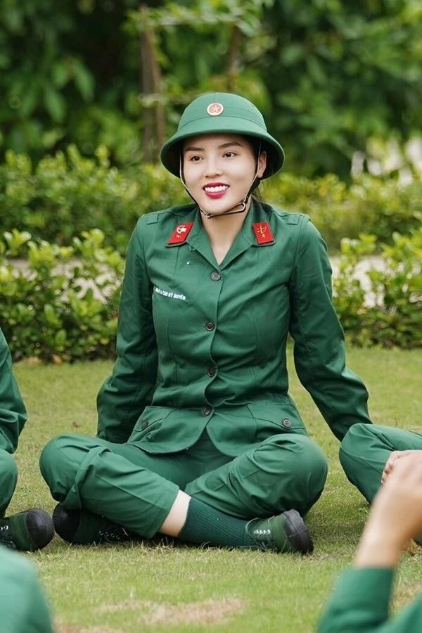 Hoa hậu Kỳ Duyên: Tôi đang hạnh phúc!
