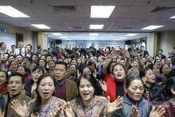"""GS  Lê Văn Lan: """"Trục lợi tâm linh là tội lỗi vô cùng lớn"""""""
