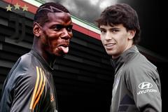 Juventus cách mạng lớn: Lấy Pogba và Joao Felix