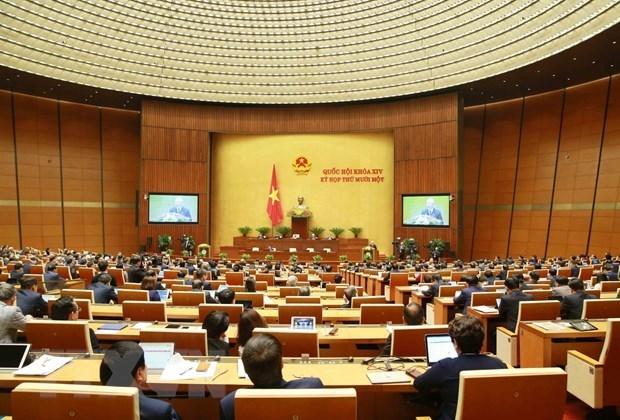 14th-tenure parliament,state apparatus,Vietnam politics news