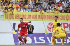 Video bàn thắng SLNA 0-1 Viettel