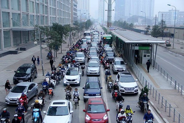 Hanoi's huge BRT project is a failure