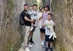 BTV Trần Quang Minh hạnh phúc, vui vẻ bên vợ và 4 con trai