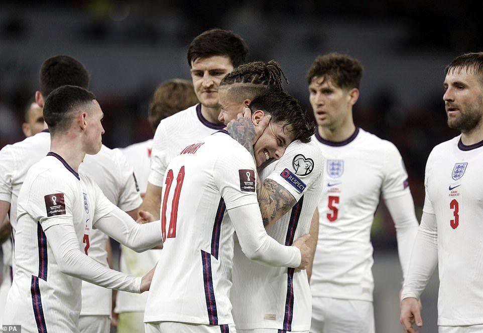 Harry Kane chói sáng, tuyển Anh thắng trận thứ 2 liên tiếp